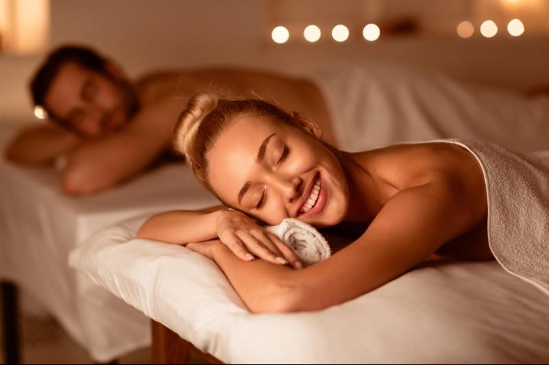 date night spa